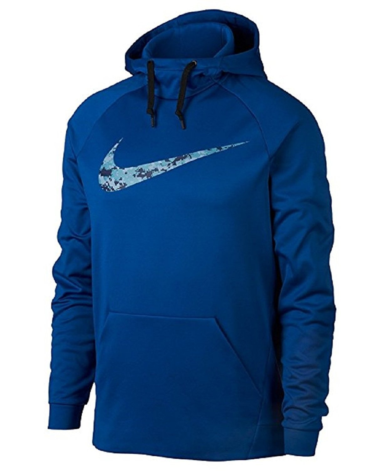 NIKE Youth Boy's Therma Athletic Hoodie (X-Large)