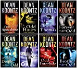 8 book set of Odd Thomas (Complete 1-7) Plus Odd Interlude (Odd Thomas, Forever Odd, Brother Odd, Odd Hours, Odd Interlude, Odd Apocalypse, Deeply Odd, Saint Odd)