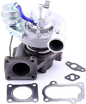maXpeedingrods CT26 Turbo Turbocompresor de Motor Coche para Landcruiser 4.2L 1HD-T 90-97 17201-17010 1720117010