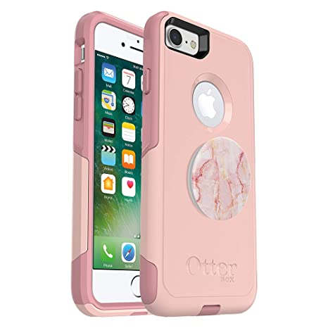 check out 4de72 f07fa Amazon.com: Bundle: OtterBox Commuter Series Case for iPhone 8 ...