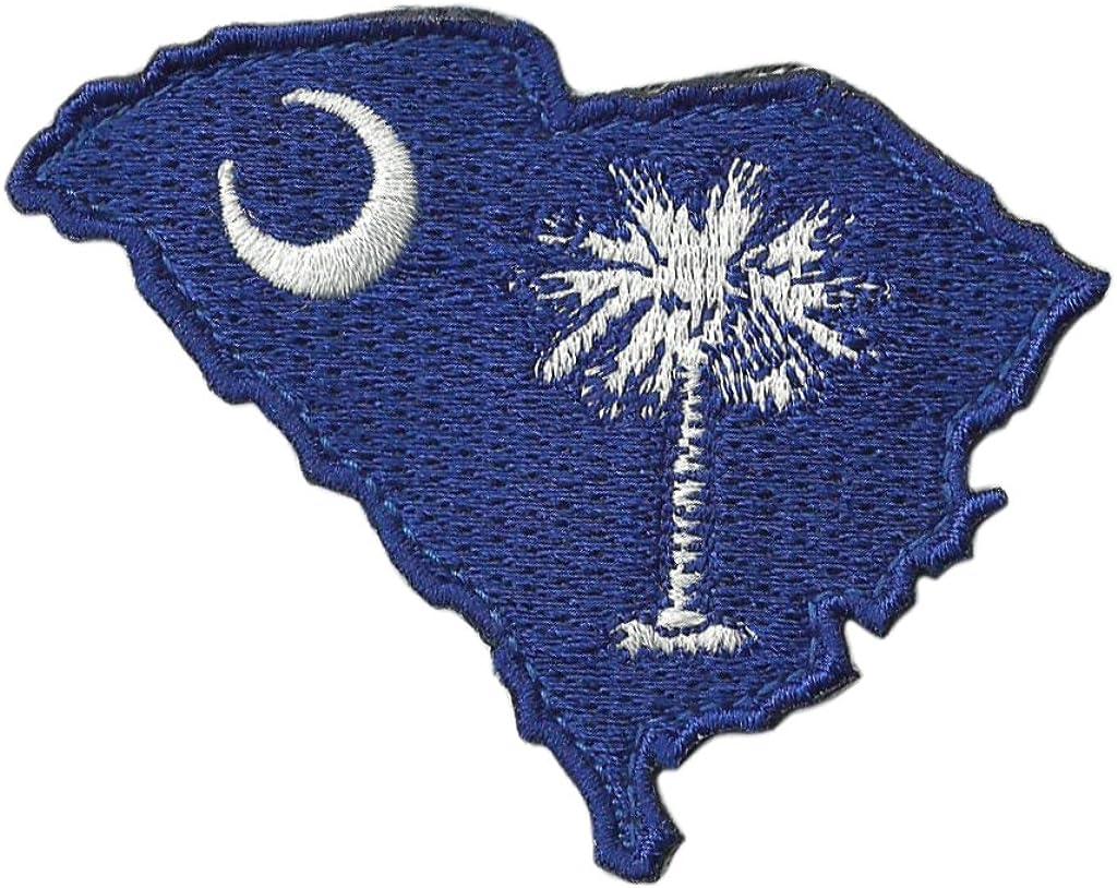 WZT Bundle 2 pieces South Carolina Tactical Patch Multitan patch