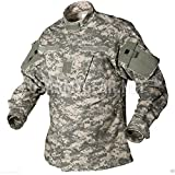 New US Army Military Acu Digital Combat Uniform Shirt Top Jacket Blouse