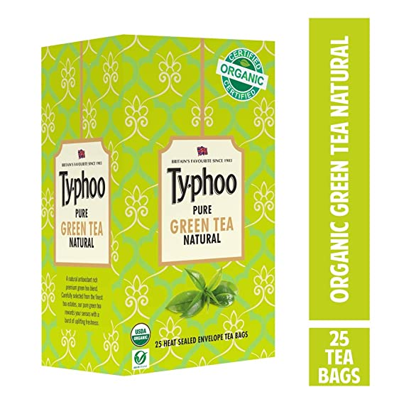 Image result for Typhoo Green Tea: