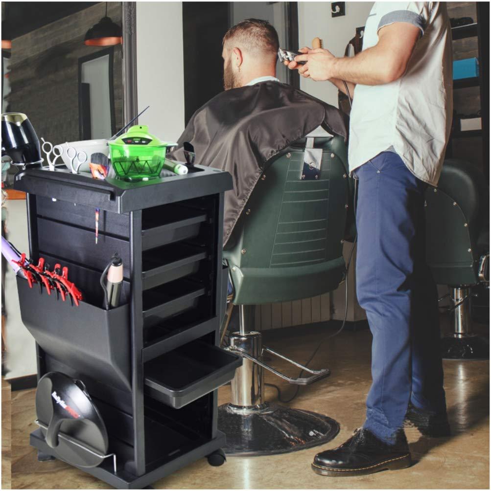 K-Salon Hair Salon Trolley Rolling Cart: Beauty