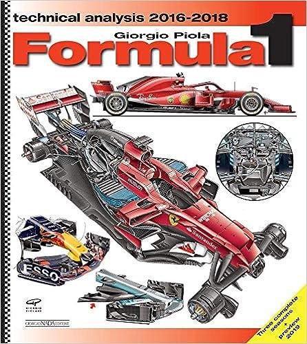 Formula 1 Technical Analysis 2016//2018