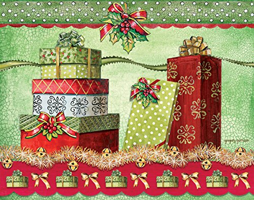 - Lang Tidings of Joy Assorted Two Set Christmas Card by Gregory Gorham, 18 Cards & 19 Envelopes (1008108)
