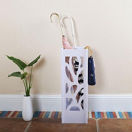 Paraguas de almacenamiento de barriles restaurante paraguas caligrafía y pintura colocados nórdico paraguas tubo hogar creativo