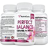 Perfect Balance Complex for Women - Vaginal Health Dietary Supplement - 120 Capsules