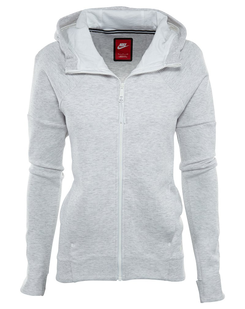 Nike Tech Fleece Full Zip Hoodie Womens Style : 806329-051 Size : M by NIKE