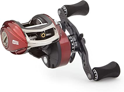 ABU GARCIA Revo4 X HS Left LP Baitcaster by TACKLE-DEALS !!!