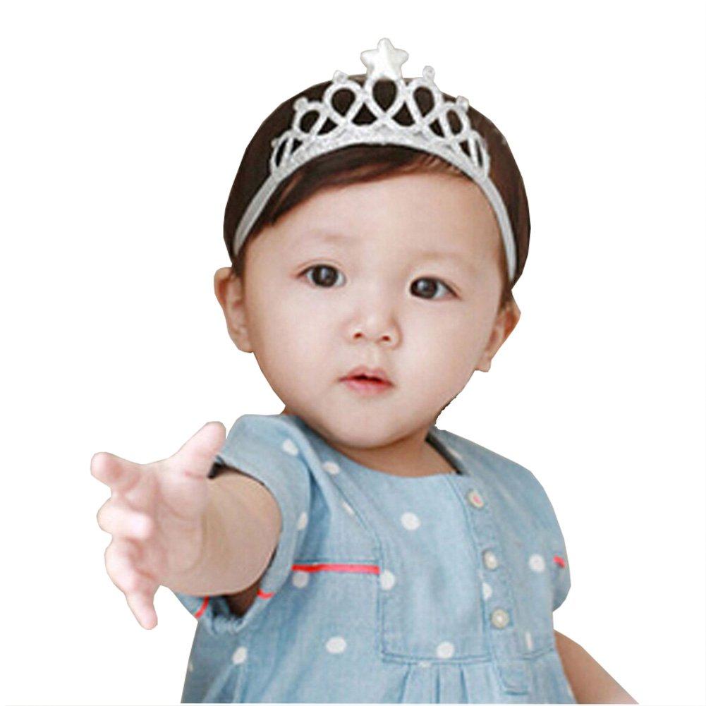 CAT1-RHD Bébé Fille Princesse Bandeau Couronne Accessoires Cheveux Enfant
