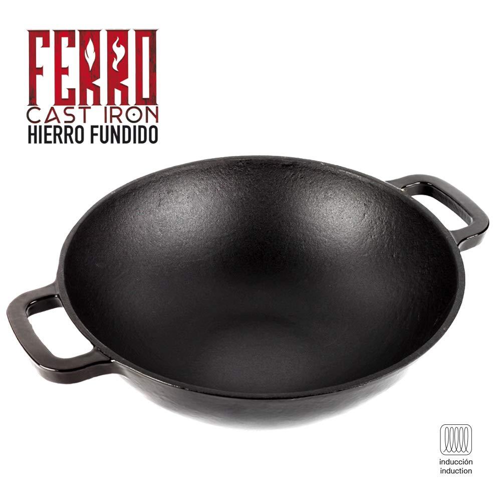 Olla de Hierro fundido Ferro by Sergi AROLA, óptima retención y ...