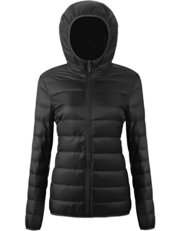1387648d3b CIOR Women s Packable Down Jacket Ultra Light Weight Coat with Travel Bag