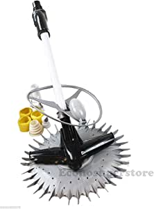 I_S IMPORT Swimming Pool Automatic Cleaner Stingray Inground Above Ground