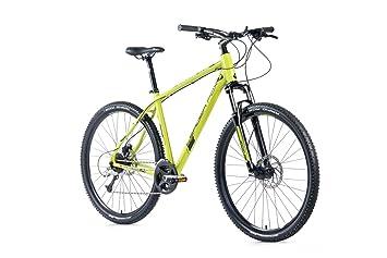 LEADER FOX Sonora, llantas de 29 pulgadas de aluminio, bicicleta SHIMANO MTB, frenos de disco RH (lado derecho) 51 cm: Amazon.es: Deportes y aire libre