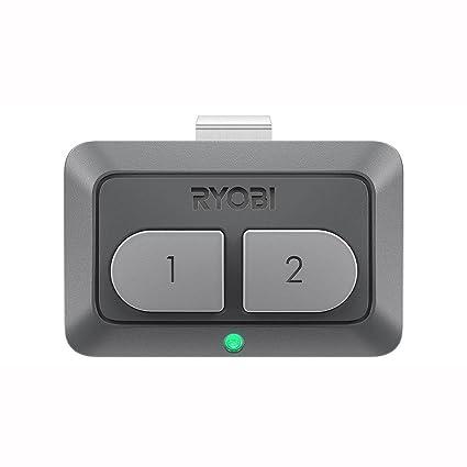 Ryobi Gda100 Garage Door Opener Car Remote Amazon
