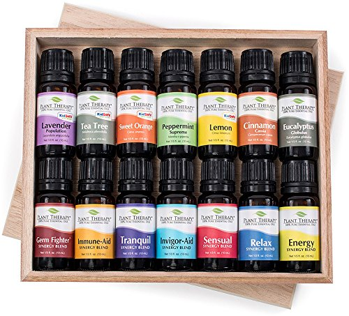 Plant Therapy Essential Oil Kit