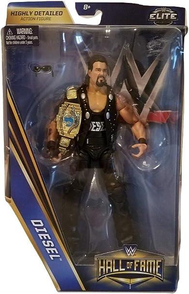 Flashback WWE Mattel Elite Hall of Fame Exclusive Diesel Figure