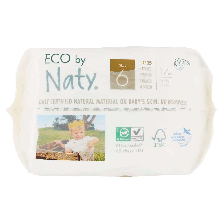 Pa/ñales para beb/é talla 6 Nature Babycare