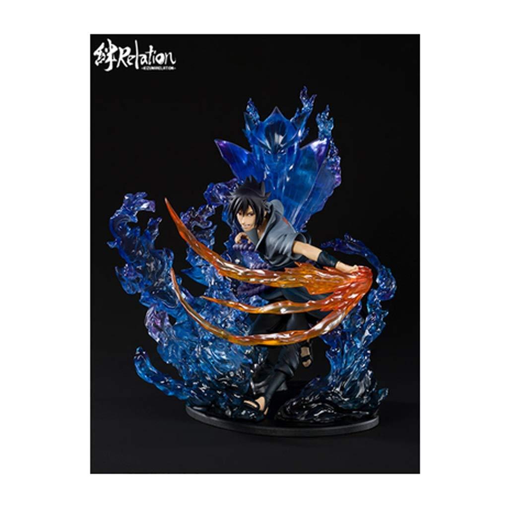 HTDZDX Anime Spielzeug Modell Naruto Spiel Spielzeug Home Office Dekoration Modell (Farbe : A)