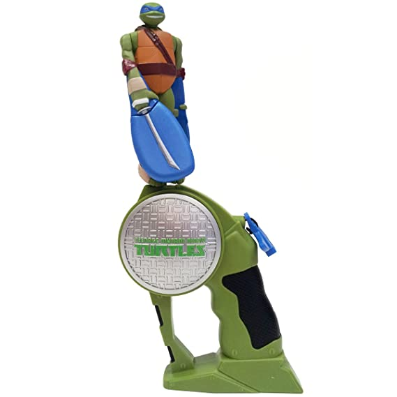 Flying Heroes - Figura Leonardo de Tortugas Ninja (Bandai 52659)