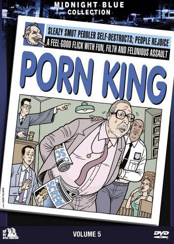 Midnight Blue, Vol. 5 - Porn King by Al Goldstein