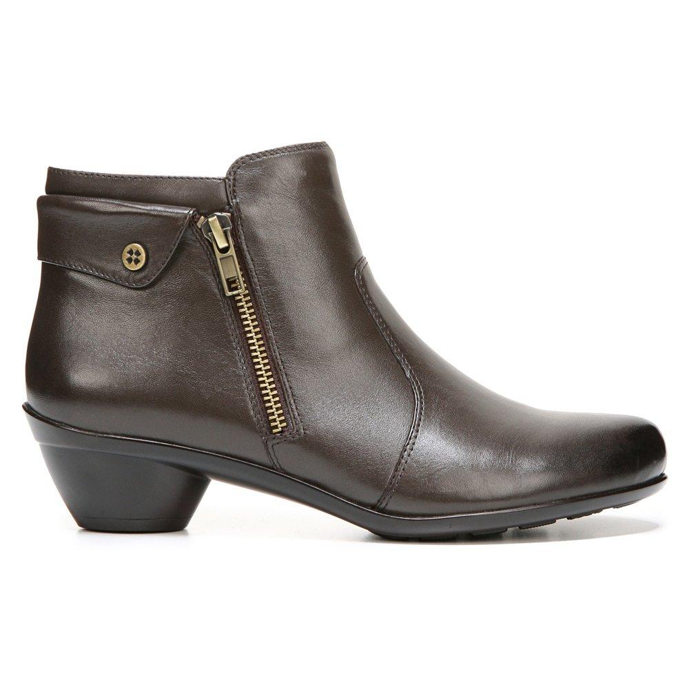 Frauen Pumps Rund Leder Fashion Fashion Fashion Stiefel 949089