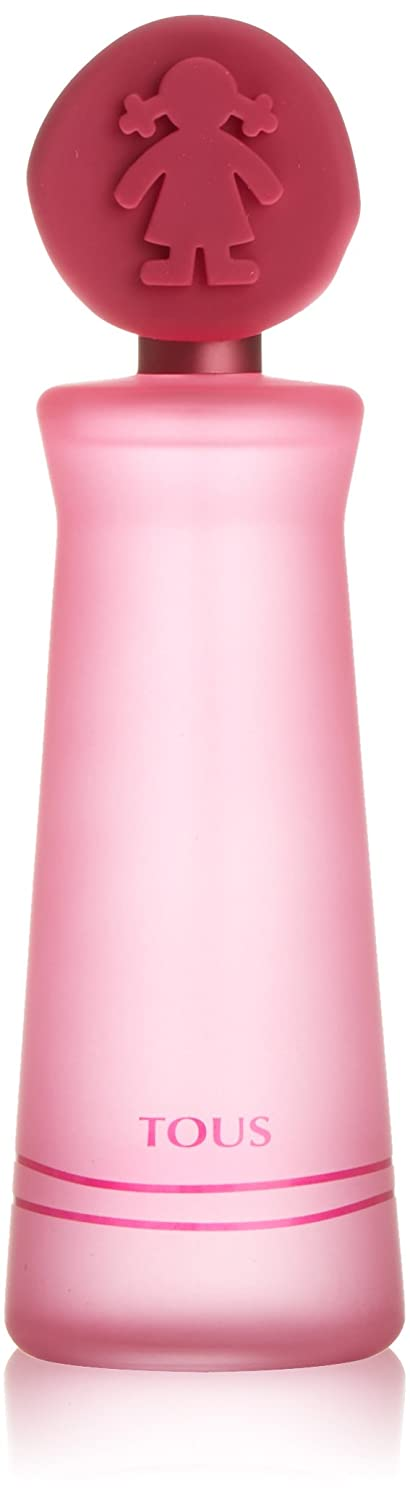 Tous Kids Girl Eau de Toilette Spray, 3.4 Ounce PerfumeWorldWide Inc. Drop Ship 8436038838155 39187_-100ml