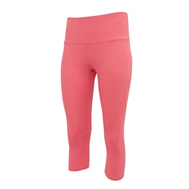fb6aff6f51 Layer 8 Ladies Workout Running Yoga Capri Legging Pants with Pockets  (X-Small,