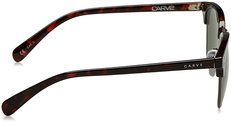 8e760a733e59 Amazon.com  CARVE Millennials Sunglasses Dark Tort  Clothing