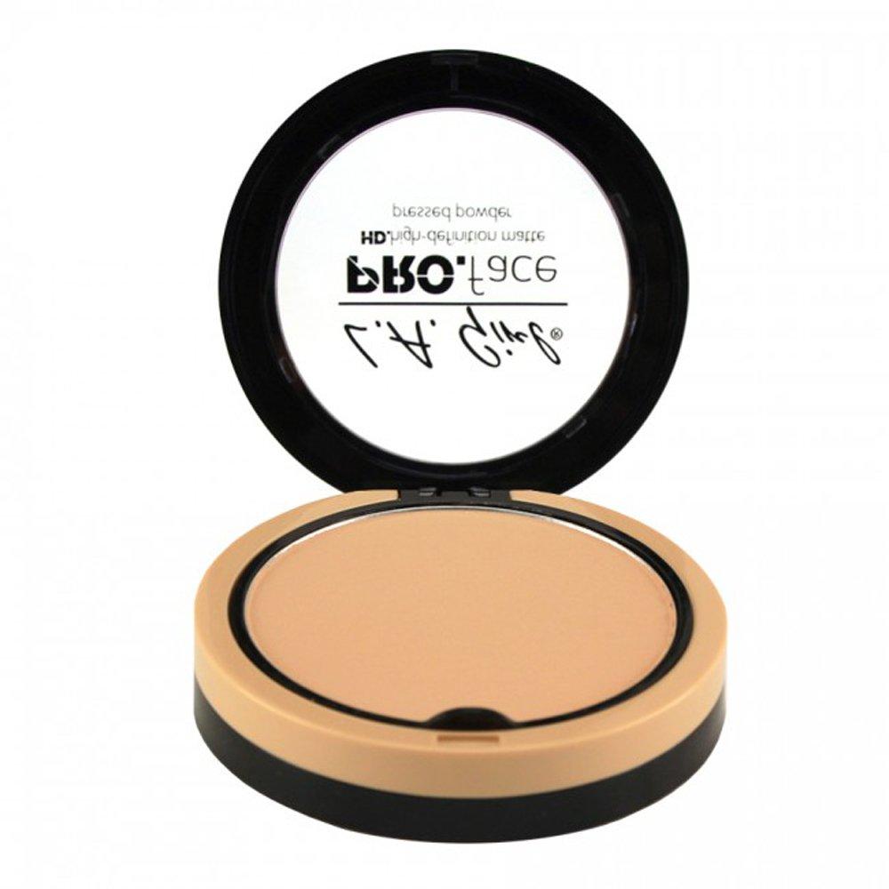 L.A. Girl HD Pro Face Matte Pressed Powder - GPP605 Nude Beige Beauty 21 Cosmetics Inc