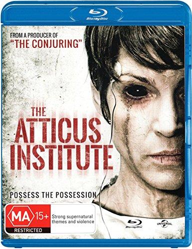 The Atticus Institute | NON-USA Format | Region B Import - Australia