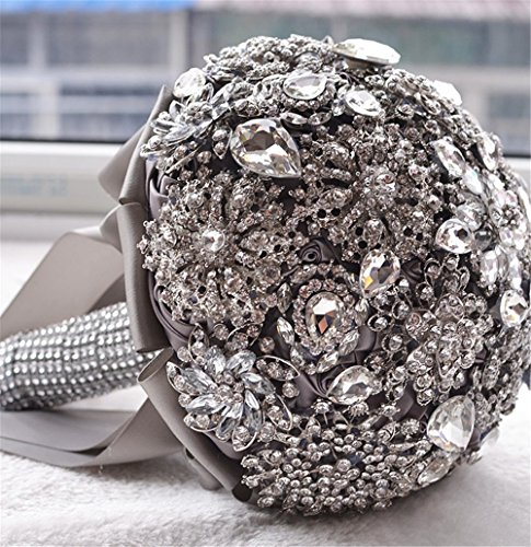 Pavian-charm-shiny-luxury-covered-diamond-wedding-bouquet-brooches-flower-pearl-custom-bride-holding-bouquets