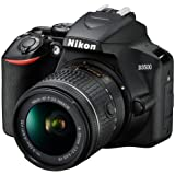 Nikon D3500 24.2MP DSLR Camera with AF-P DX NIKKOR 18-55mm f/3.5-5.6G VR Lens (1590B) – (Renewed)