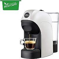 Lavazza A Modo Mio Tiny Coffee Machine, 1450 W, 0,75 Liters, White
