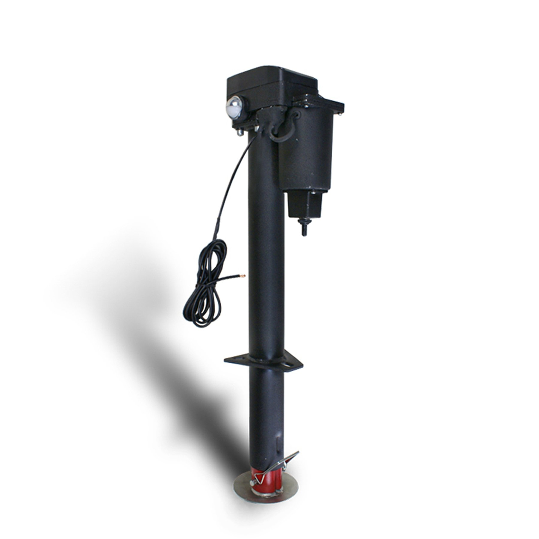 F2C Adjustable Height 3500 Lb 12-Volt A-Frame RV Trailer Jack Electric Power Tongue(#1) by F2C