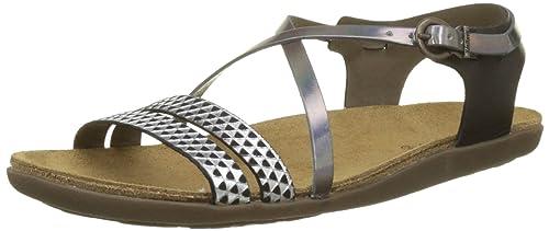 7da5d22fac04de Kickers Atomium, Women's Ankle Strap Sandals: Amazon.co.uk: Shoes & Bags