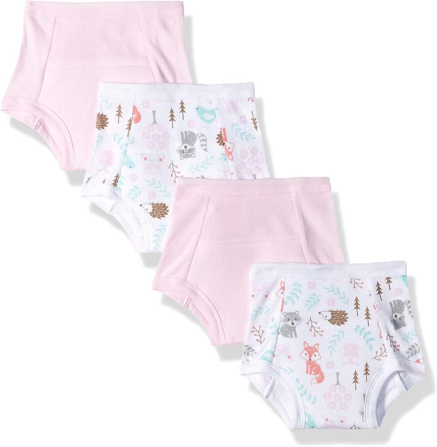 Luvable Friends Baby Unisex Cotton Training Pants