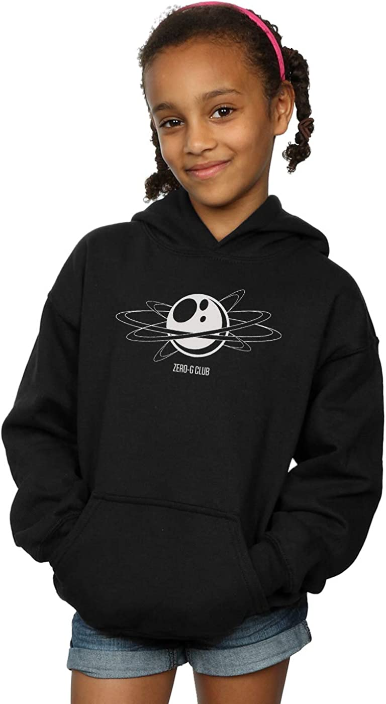 Ready Player One Girls Zero G Club Logo Hoodie