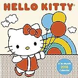 2018 Hello Kitty Mini Calendar (Day Dream)