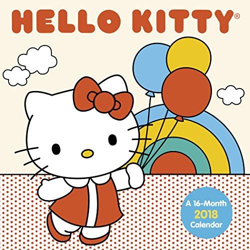 Price comparison product image 2018 Hello Kitty Mini Calendar (Day Dream)