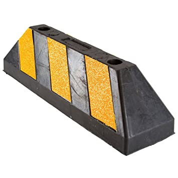 Rage Powersports DH PB 7 22 Rubber Curb Truck Parking Block