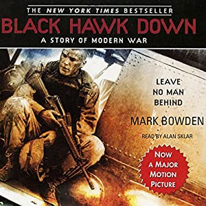 Black Hawk Down Audiobook