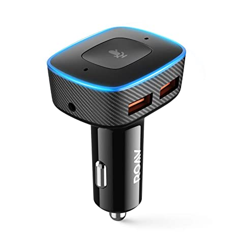 Amazon.com: Roav Viva Pro, por Anker, cargador de coche USB ...