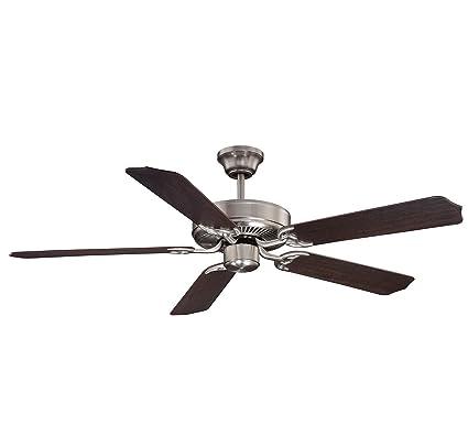 Savoy house 52 fan 5cn sn builder specialty ceiling fan 52 satin savoy house 52 fan 5cn sn builder specialty ceiling fan 52quot aloadofball Gallery