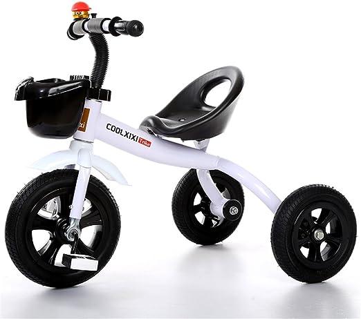 Triciclo Carro de bebé Bicicleta Niño Juguete Coche Rueda Inflable ...