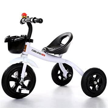 Luxe triciclo bebé transporte bicicleta niño Sport Version coche hinchable rueda/bicicleta rueda plástico apta