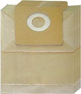 Spares2go - Bolsas de Polvo para aspiradora Amazon Basics 1,5 L VCB35B15CEUK (Paquete de 5): Amazon.es: Hogar
