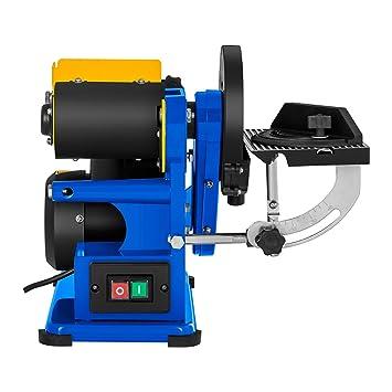 MSW Lijadora Combinada Con Salida Para Aspiradora MSW-DS375 (375 W, 1.450 rpm, Ø 150 mm, Cinta abrasiva 914 mm / 100 mm, Mesa de trabajo 190 x 125 mm): ...