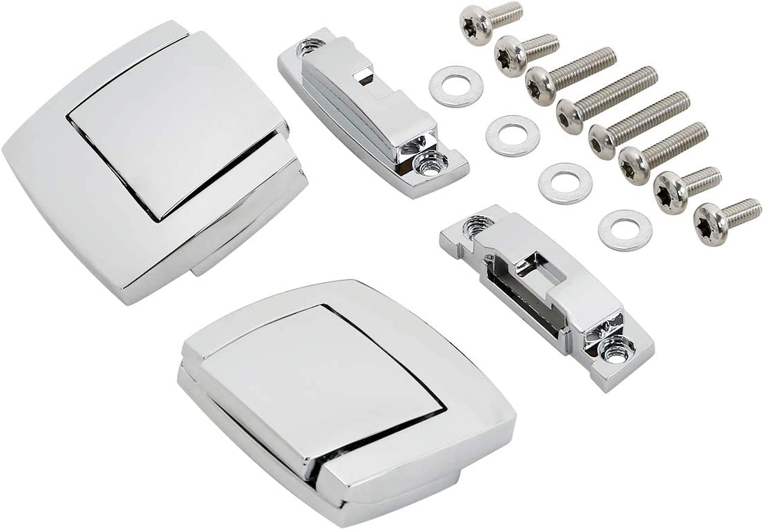Tour Pack Pak Latch Fits For Harley Davidson Touring Electra Glide 1988-1999 2000-2013